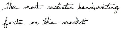 Free Handwriting Fonts Free Cursive Fonts Free Handwritten