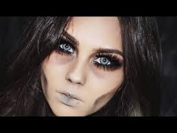 dead glam easy last minute makeup tutorial
