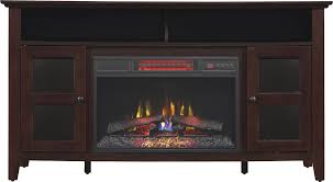 bell o media cabinet with built in electric fireplace for most flat panel tvs up to 65 espresso fp9965 best