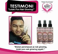 set muka glowing mimy beauty teknik namecara make up