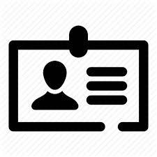 Badge User Staff Candidate Hr Profile Icon
