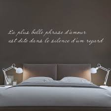 Connoch Wall Decal La Plus Belle Phrase Damour Wall Stickers Harry Potter Stickers Bedroom Decor Stickers Wall Art Posters