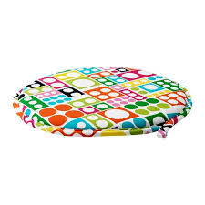 cilla chair pad ikea this cute and colorful chair pad creats a good reason to get round seats 5