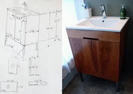 diy bathroom vanity. the cave home, renter\u0027s tips, diy bathroom vanity, stinky flower and more diy vanity