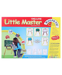 Buy Playking Avis Magnetic Little Master Multicolor Online at Low Prices in  India - Amazon.in