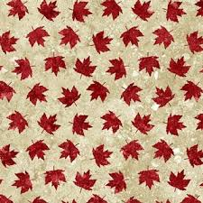 Stonehenge - Oh Canada - Maple Leaves on Beige - Sew Sisters ... & Stonehenge - Oh Canada - Maple Leaves on Beige Adamdwight.com