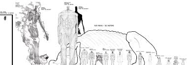 Pin By Pearl Aqua On Fma Aot Attack On Titan Size Chart