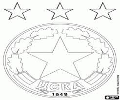 Beautiful Kleurplaten Voetbalclubs Emblemen Europa Kleurplaat 7