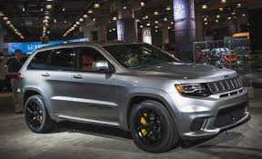 2018 jeep grand cherokee srt. unique 2018 2018 jeep grand cherokee trackhawk the worldu0027s most powerful suv in jeep grand cherokee srt