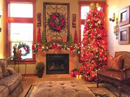 Living Room Christmas The Tuscan Home The Living Room Christmas Tree