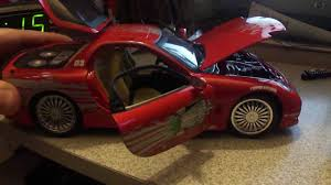mazda rx7 fast and furious interior. the fast and furious 118th die cast mitsubishi eclipse mazda rx7 review opened youtube interior z