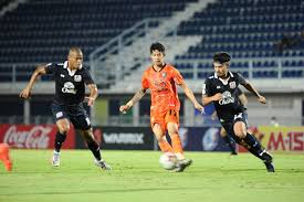 สุพรรณบุรี ชนะ นครราชสีมา 2-0 แซงขึ้นที่ 5 : PPTVHD36