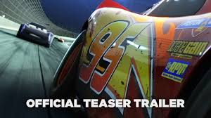 new release car moviesCars 3 Official US Teaser Trailer  YouTube