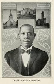 Rev Charles Henry Johnson (1859-1932) - Find A Grave Memorial