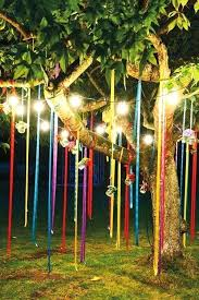 backyard party lighting ideas. Cheap Backyard Party Ideas Fun Outdoor Birthday Lighting And Lights @