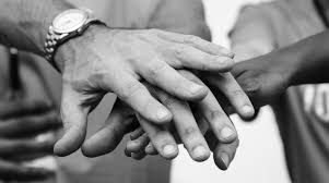 Free Images : team building, teamwork, technology, together, trust, unity,  westerner, woman, work, photograph, finger, black and white, monochrome  photography, nail, holding hands, wedding ring, arm, wedding ceremony  supply, thumb, hand model