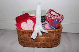 i have put together a valentines day gift basket for rosalie it s being a tradition of ours on all celebratory holidays i didn t want to go overboard
