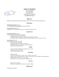 Generate A Resume Resume For Your Job Application