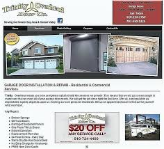 walk through garage door same day garage doors more eye catching a walk through garage door