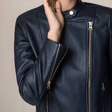 the sound investment the leather moto jacket