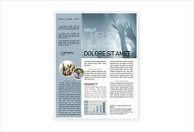 Newsletter In Word 19 Word Newsletter Templates Psd Indesign Indd Free Premium