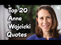 Image result for anne wojcicki