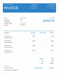 Roofing Invoice 6 Roofing Invoice Templates Free Sample Example Format Download