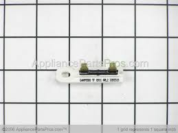 whirlpool wp dryer thermal fuse com whirlpool dryer thermal fuse wp3392519 from com