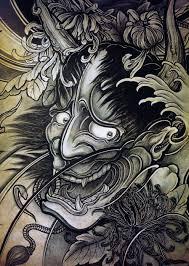 Japanese Hannya Tattoos Origins Meanings Ideas Japanese