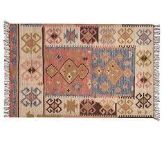 galway kilim recycled yarn indoor outdoor rug