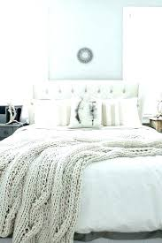 Master Bedroom White Furniture Gray And White Bedroom Ideas White ...