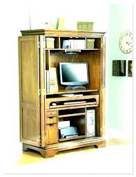 computer desk corner desks inside ideas furniture center armoire ikea al s cabinet