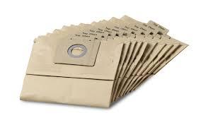 Фильтр-<b>мешки бумажные</b> для T 12/1, 10 шт, <b>Karcher</b> | 6.904-312.0 ...