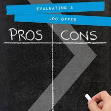 Responding To Job Offer How To Properlly Evaluate Your Next Job Offer Onward Search