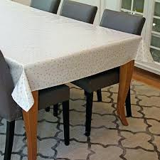 round cotton table cloth laminated fabric table cloth oilcloth tablecloth laminated cotton waterproof coated table cloth
