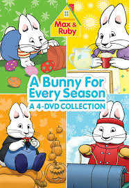 DVD TREEHOUSE MAX U0026 RUBY MAXu0027S FEAST 625828024399  EBayMax And Ruby Episodes Treehouse