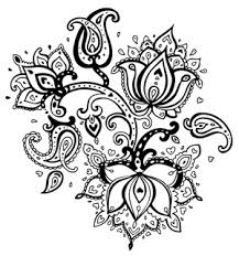 Amazingly Exquisite Free Printable Coloring Pages Of Flowers