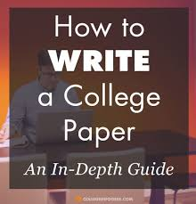 how to write a great paper in college tips from an english major  how to write a great paper in college tips from an english major college