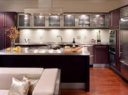 Wall Cabinets Kitchen How To Make A Beautiful Lighting On The Wall Kitchen Cabinets