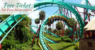 free busch gardens ticket more for first responders