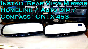 1999 gm homelink door opener wiring diagram install rearview mirror 1999 gm homelink door opener wiring diagram install rearview mirror autodim compass for nissan