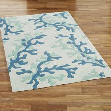 elegant beach themed outdoor rugs in nautical coastal area floor mats ocean with