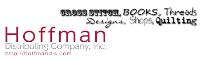 Risultati immagini per hoffman distribution cross stitch logo