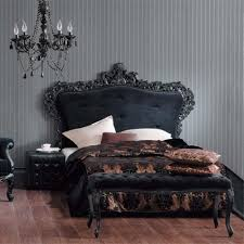 Awesome Romantic Gothic Bedroom Decor Images Decoration Ideas