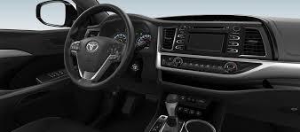 2018 toyota highlander interior. delighful interior 2018 toyota highlander le v6 fwd and toyota highlander interior