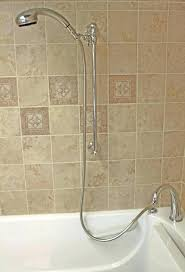 awesome turn tub faucet into shower churichard me with ideas 9