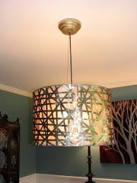 Decorations:Creative Drum Shade Ceiling Lamp Idea Creative Drum Shade  Ceiling Lamp Idea