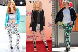 What To Wear With Patterned Leggings Custom Inspiration Ideas