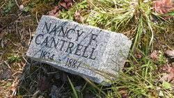 Nancy Francisco Cantrell (1834-1887) - Find A Grave Memorial