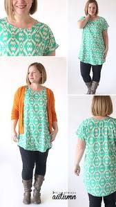 Tunic Sewing Pattern New The Breezy Tee Tunic Sewing Pinterest Tunic Pattern Tunics